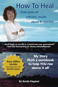 Heal From Criticism Book image
