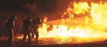 Socia Anxiety Fire Fighting image